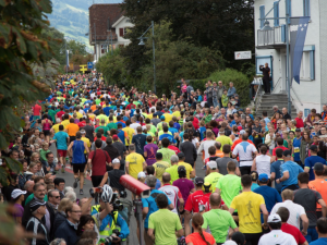 Switzerland Marathon Light Sarnen