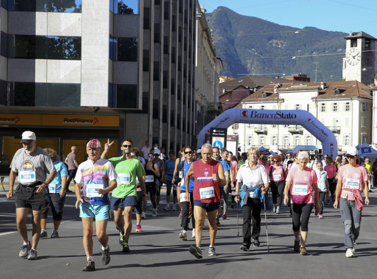 Running & Walking Day Bellinzona