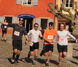 Semi-Marathon et 10 km du CEP Colombier