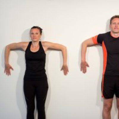 Rotation des épaules