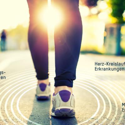 Profitiert meine Gesundheit von regelmäßiger sportlicher Betätigung?